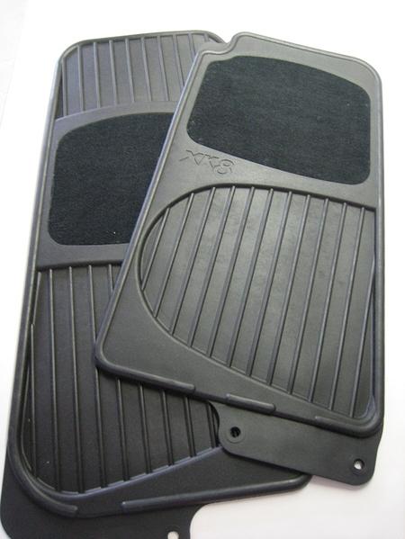 Rubber Mats Xk8 Xkr Jaguar Shop Com