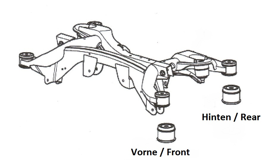 suspension diagram pontiac vibe