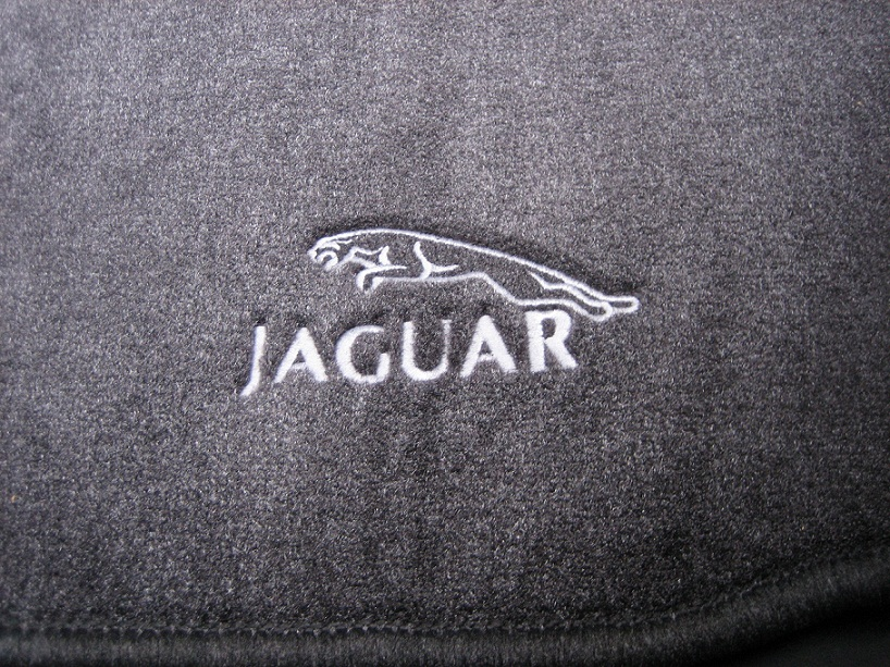 Jaguar Xf Floor Mats With Logo Carpet Vidalondon