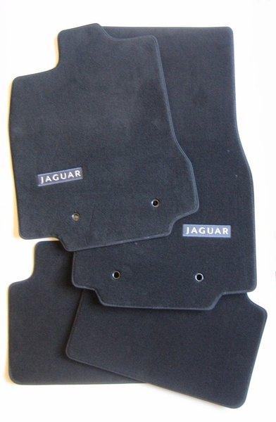 Premium Carpet Set Flint Warm Charcoal Jaguar Shop Com