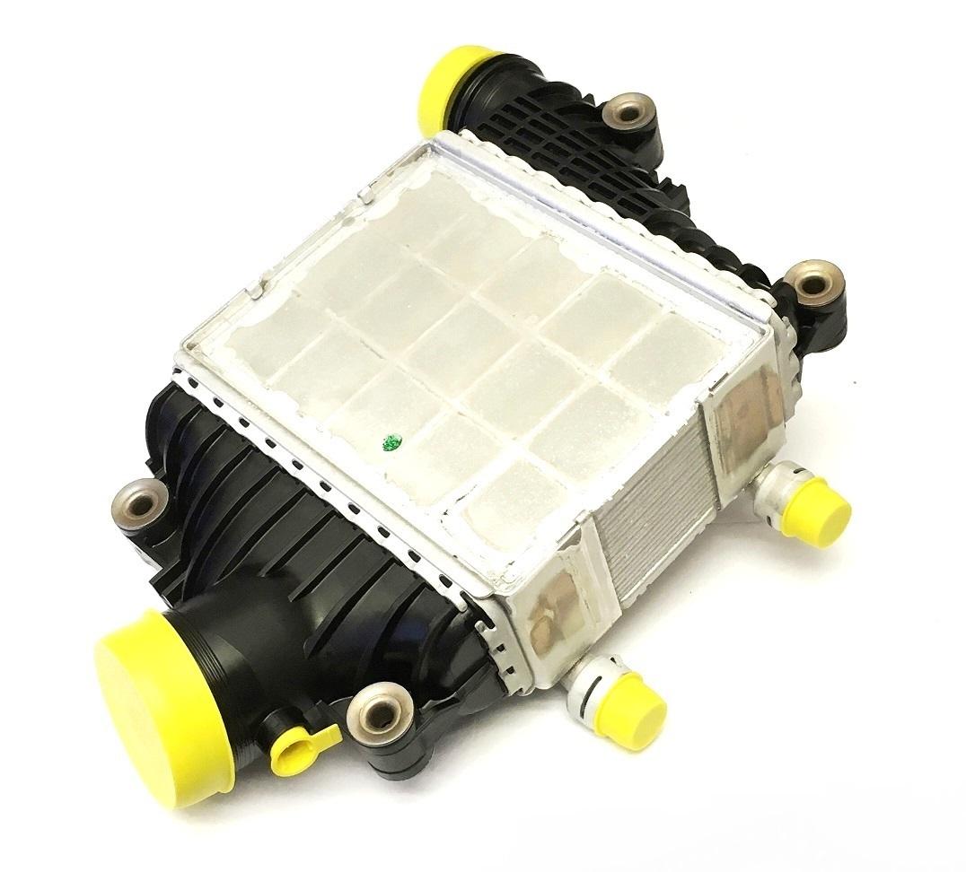 Charge Air Cooler : Charge air cooler l diesel jaguar shop