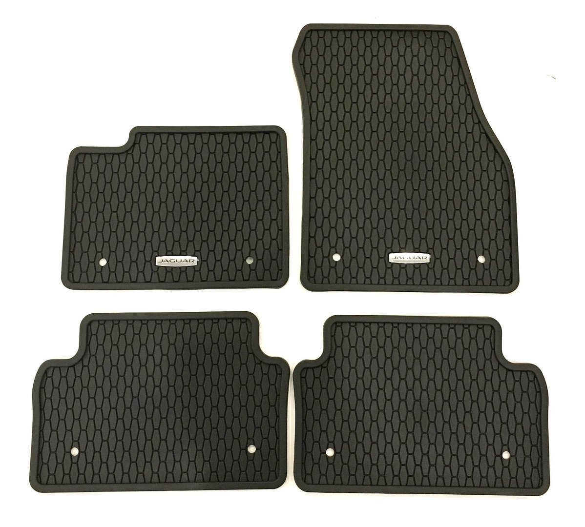 Rubber Mats Automatic Jaguar Shop Com